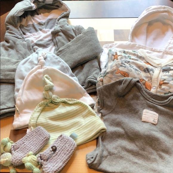 f1edf37da Burt s Bees Baby Pajamas